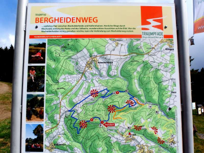 001-Start in den Bergheidenweg am Rassberg